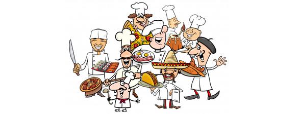 تکنیک آشپزی و تهیه مواد اولیه به روش امگا