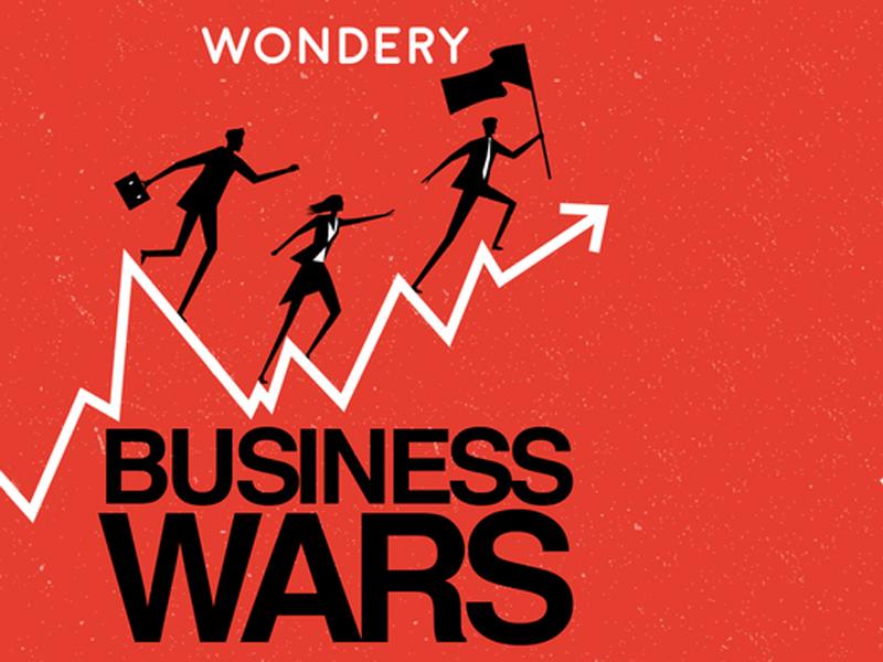 دانستنی ها - معرفی پادکست داستان جنگ و رقابت میان کسب و کارها