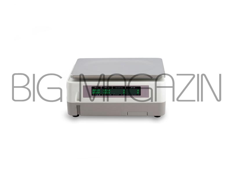 ترازو دیجیتال 30 کیلویی صدر دارای لیبل پرینتر مدل LSG15 B