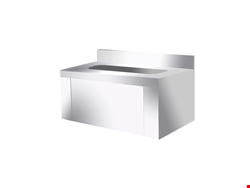 سینک استیل دستشویی و روشویی استیل صنعتی مدل جعبه ای
