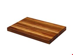 تخته گوشت چوبی پازلی کوچک ساده
