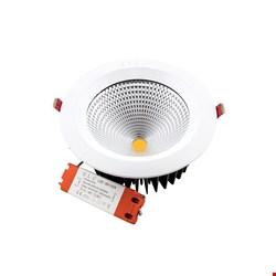 لامپ توکار ویترینی  COB 60W ELC