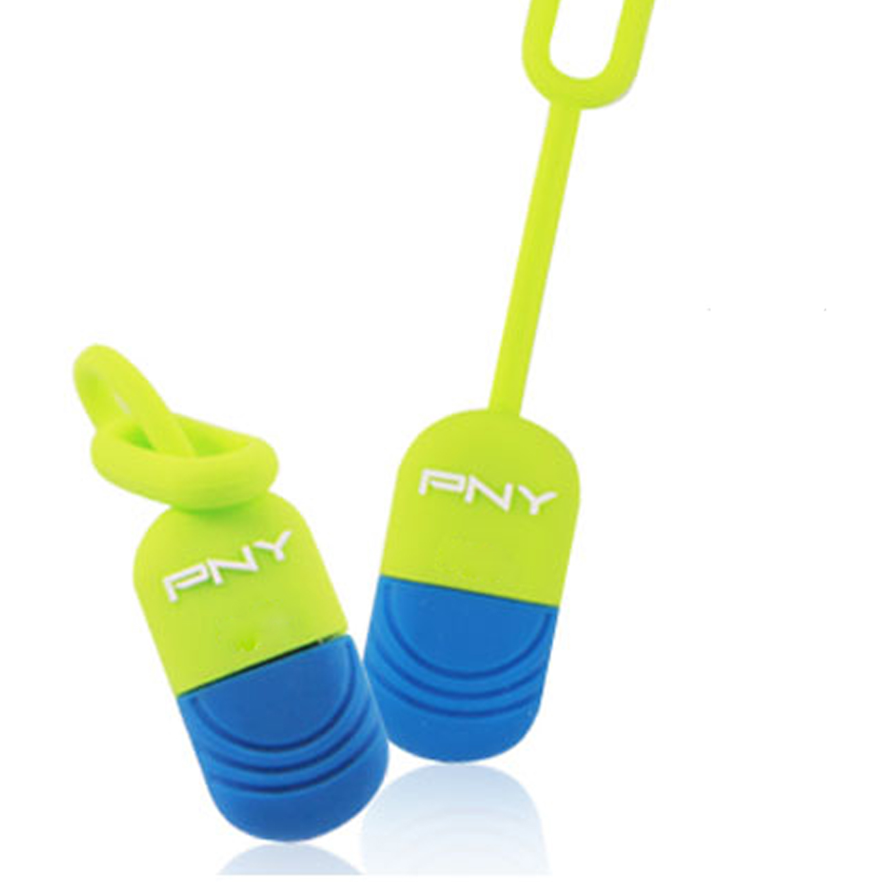 فلش مموری PNY Bubble Attache - 16GB