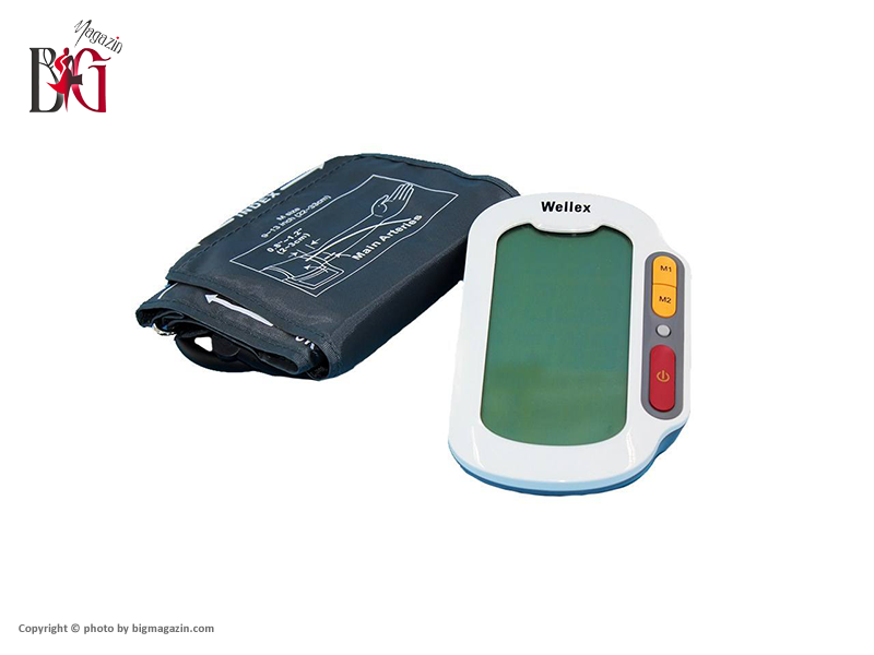 دستگاه فشارخون بازویی دیجیتال ولکس مدل BPM65s