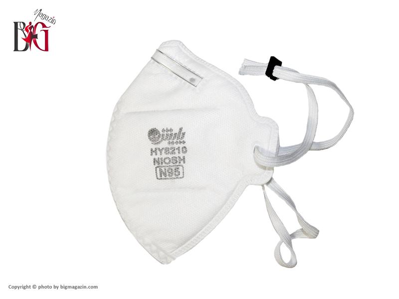 ماسک تنفسی پایش مدل N95