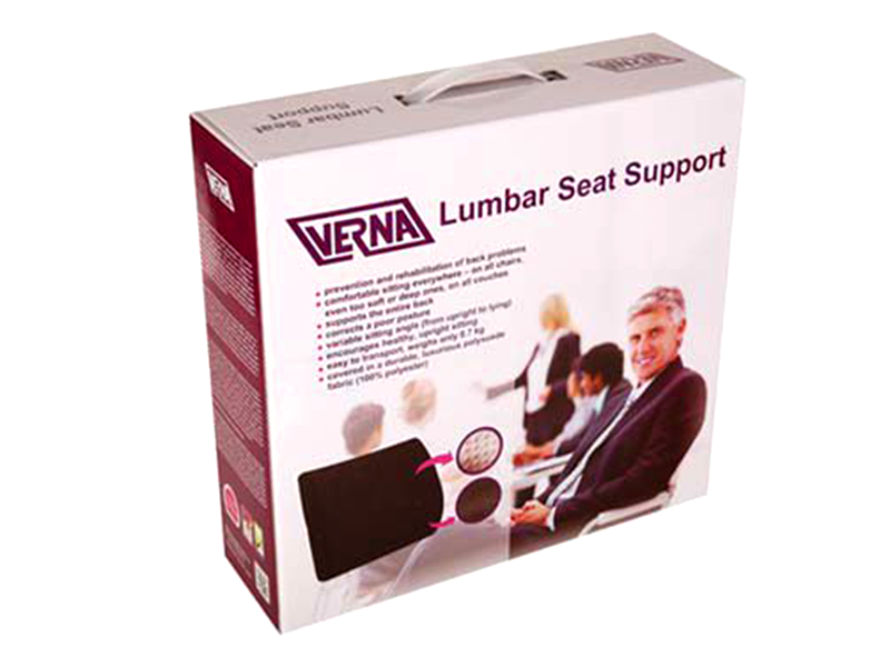 بالش پشت کمر ورنا verna lumbar seat support