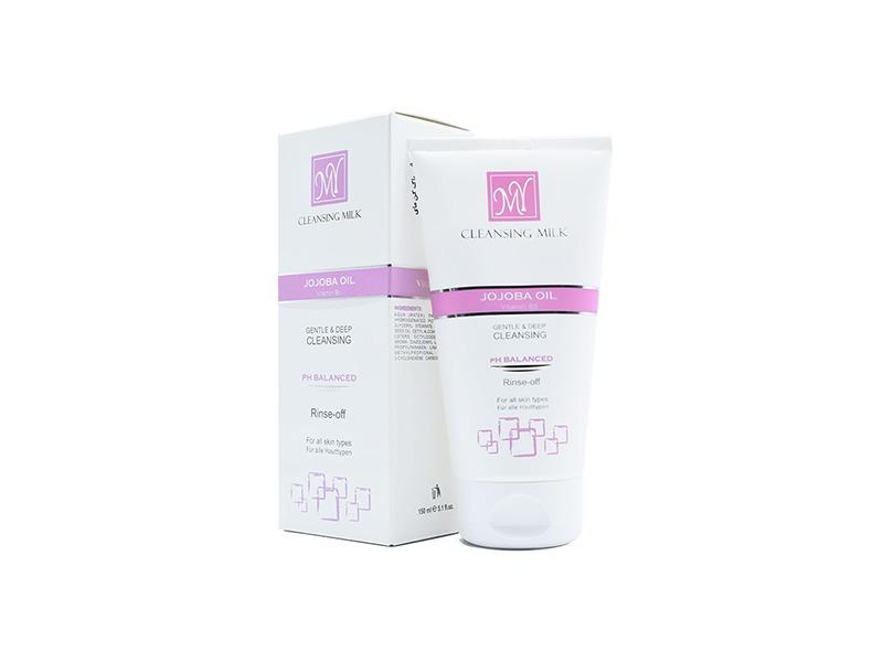 شیر پاک کن تیوپی مای با قدرت پاک کنندگی عمیق از PH پوست محافظت کرده و رطوبت کافی را بدون ایجاد حس ناخوشانید چربی بر روی پوست ایجاد می کند. این شیرپاک کن برای انواع پوست ها مناسب است.