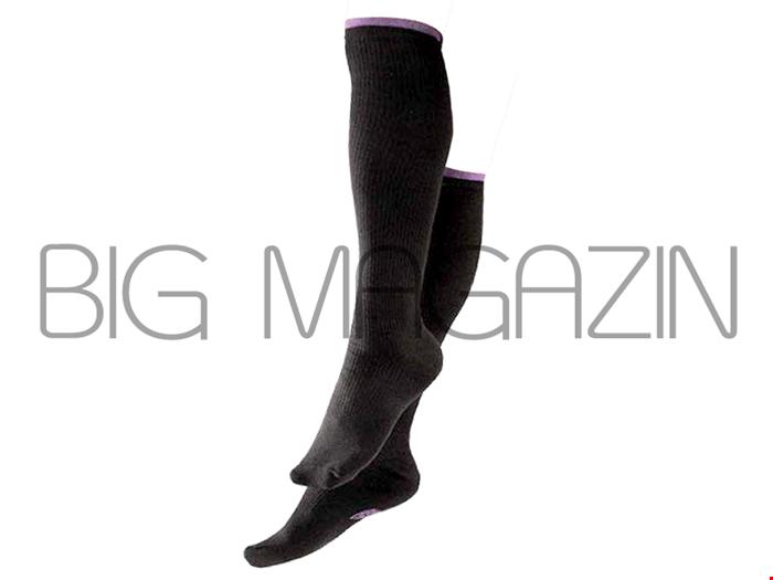 جوراب ضد خستگی و ضد واریس ورنا مدل آنتی میکروبیال در چهار سایز
