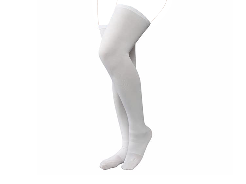 جوراب ضد آمبولی ورنا کفه دار تا بالای ران VERNA AG