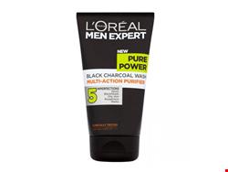 لایه بردار چارکوال صورت مردانه لورآل LOREAL