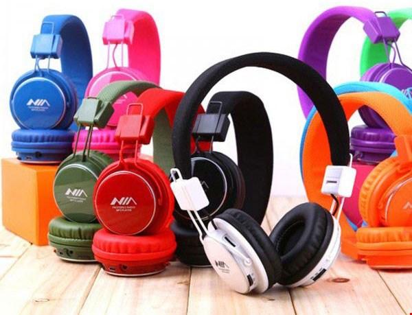 Micro sd player bluetooth stereo NIA Q8-8515
