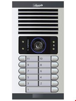پنل تصویری یازده واحدی الکتروپیک مدل 1086(FD)