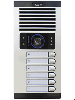 پنل تصویری شش واحدی الکتروپیک مدل 1086(FD)