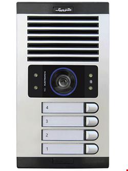 پنل تصویری الکتروپیک چهار واحدی مدل 1086(FD)