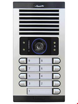 پنل تصویری نه واحدی الکتروپیک مدل 1086(FD)