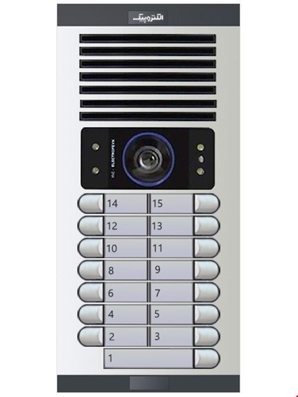 پنل تصویری پانزده واحدی الکتروپیک مدل 1086(FD)