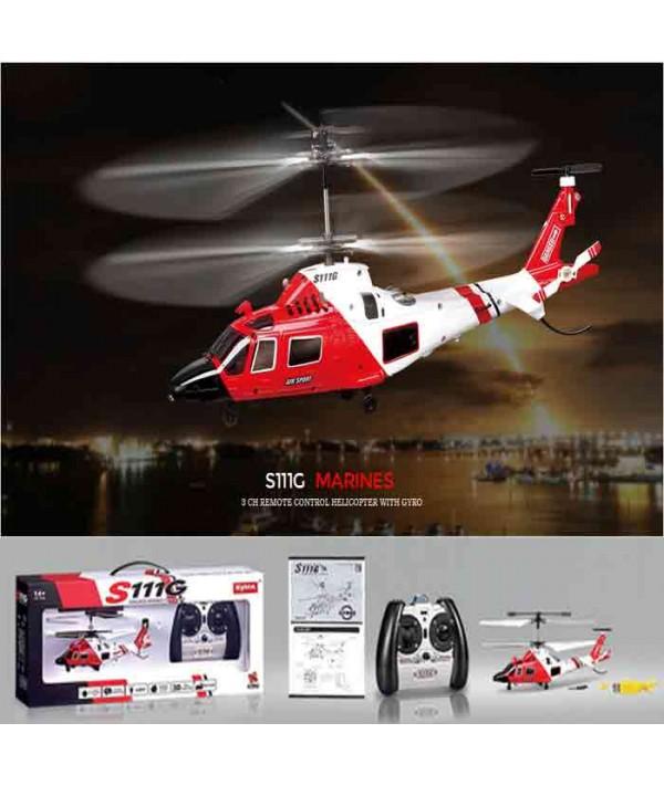 هلیکوپتر کنترل از راه دور سیما 111  syma