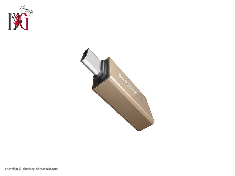تبدیل USB-C به USB 3.0 ریمکس مدل RA-OTG1
