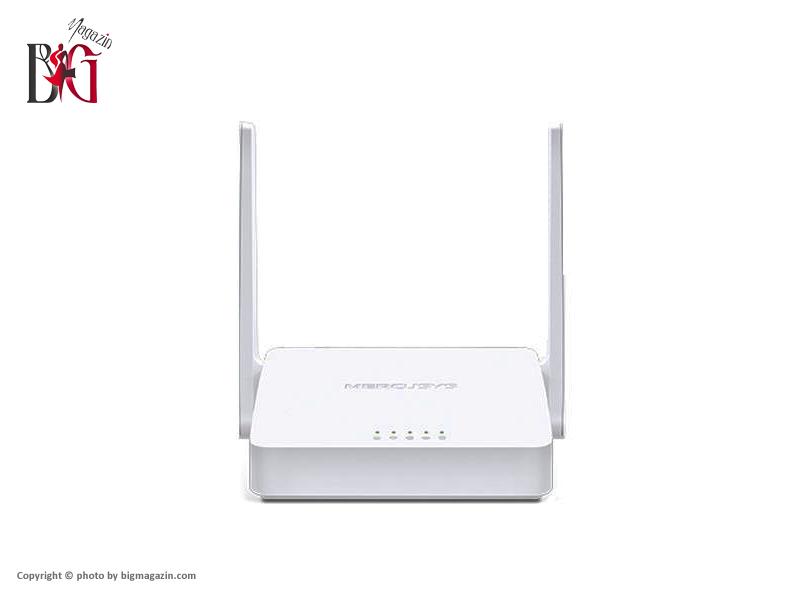 مودم روتر ADSL2 بی سیم مرکوسیس مدل MW-300D MERCUSYS