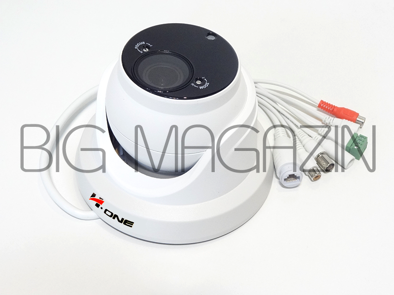 دوربین مداربسته تحت شبکه اچ وان مدل BVA-4689A با لنز 4MP