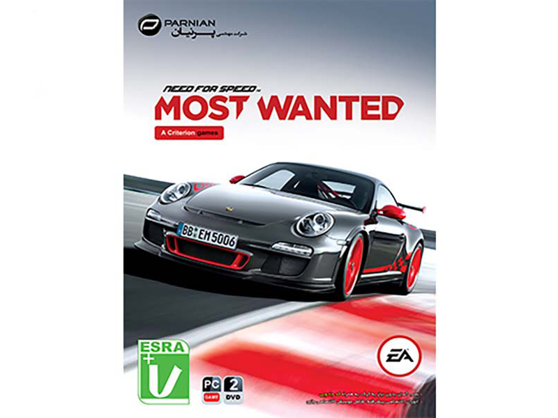 Need For Speed Most Wanted A Criterion Games PC Parnianبازی کامپیوتری نید فور اسپید تحت تعقیب ۲