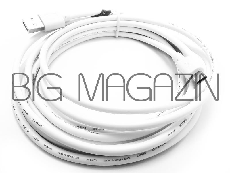 کابل MICRO USB3 متری