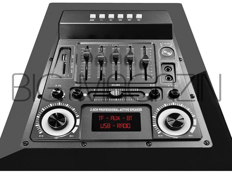 اسپيکر تسکو مدل  TSCO TS 2080 Speaker 40000W HAPPY