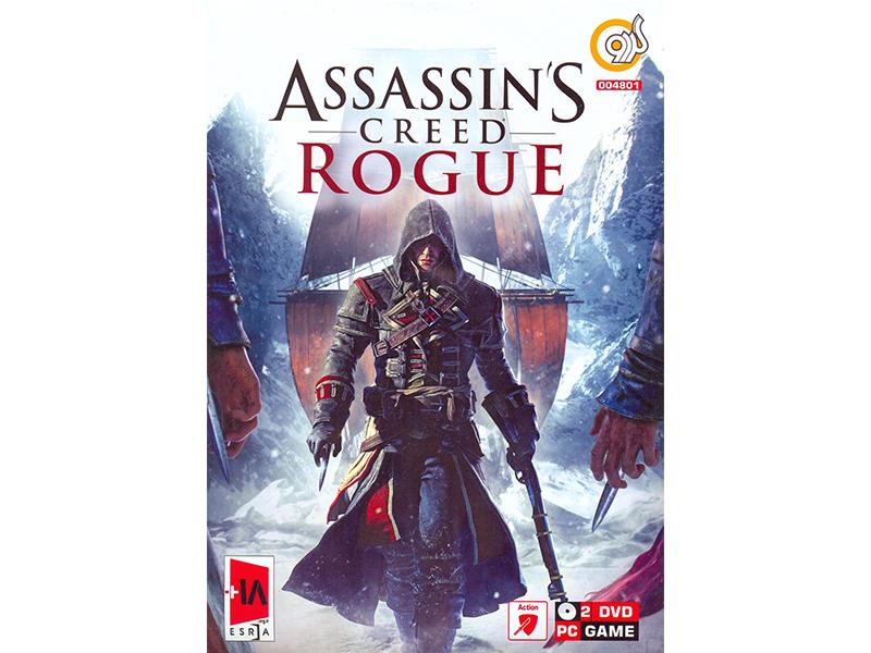 بازی کامپیوتری Assassins Creed Rogue شرکت گردو