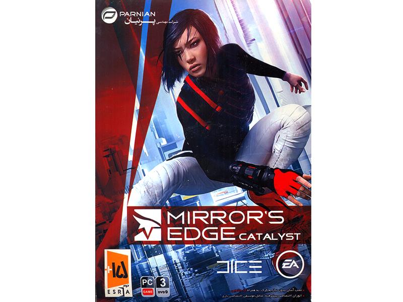 بازی کامپیوتری Mirrors Edge Catalyst شرکت پرنیان