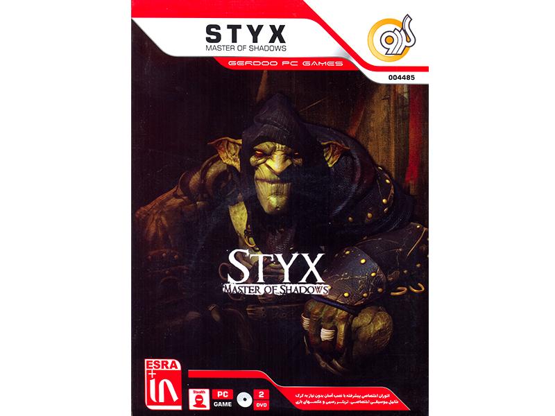 بازی کامپیوتری STYX Master Of Shadows شرکت گردوبازی کامپیوتری استاد سایه ها