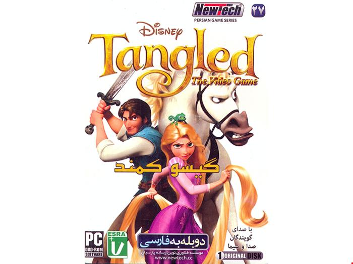 بازی کامپیوتری گیسو کمند نشر شرکت NewTech