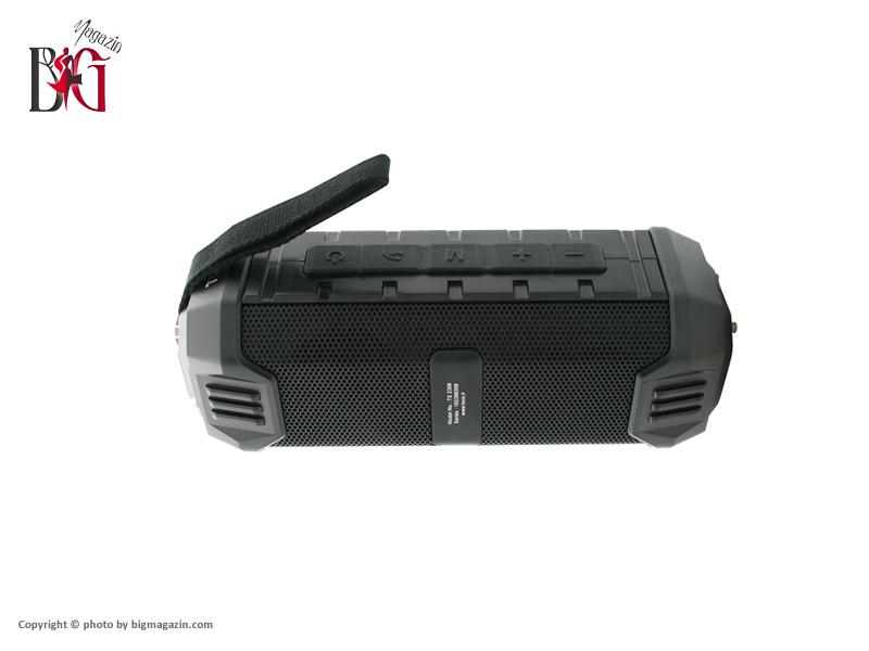 01 اسپیکر بلوتوثی همراه با پاور بانک تسکو مدل TS 2398