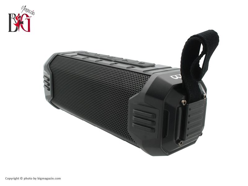 03 اسپیکر بلوتوثی همراه با پاور بانک تسکو مدل TS 2398