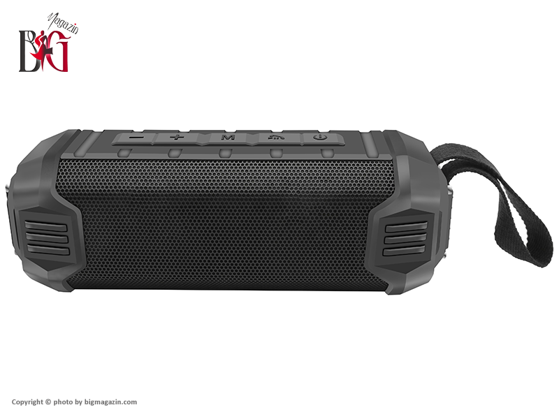 06 اسپیکر بلوتوثی همراه با پاور بانک تسکو مدل TS 2398