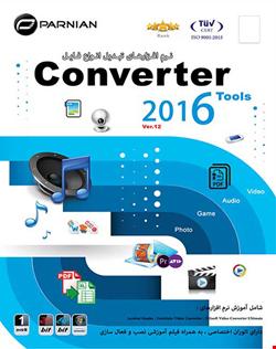 نرم افزارهای تبدیل انواع فایل کانورتر 2016 شرکت پرنیان
