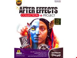 نرم افزار کامل After Effects Collection + Project نشر شرکت نوین پندار
