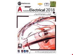 نرم افزار طراحی AutoCAD Electrical 2018 شرکت پرنیان