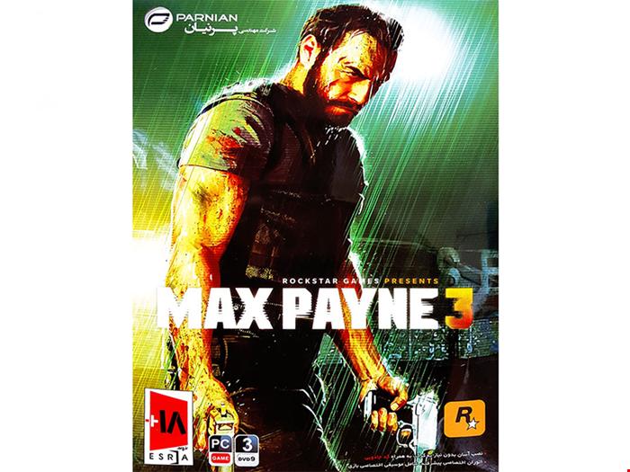 Max Payne 3 PC Parnian