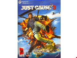 بازی کامپیوتری Just Cause 3 شرکت پرنیان