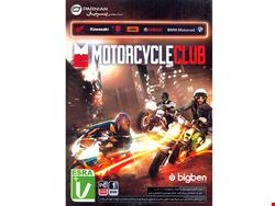 بازی کامپیوتری Motorcycle Club شرکت پرنیان