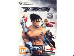 بازی کامپیوتری Tekken 3 شرکت پرنیان