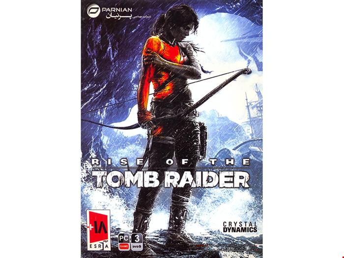 بازی کامپیوتری Rise Of The Tomb Raider شرکت پرنیان