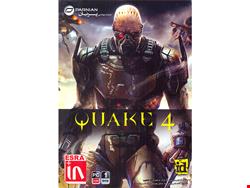 بازی کامپیوتری QUAKE 4 شرکت پرنیان