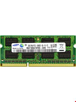 رم لپ تاپ ظرفیت 2 گیگابایت DDR3 تک کاناله 1333 مگاهرتز 10600s سامسونگ مدل CH9