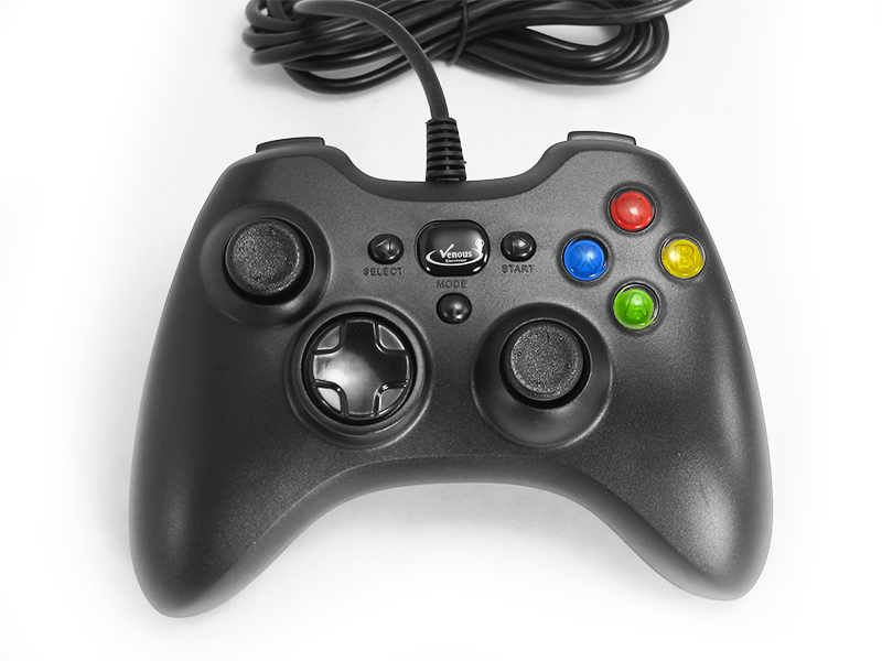 Venous PV-G204 USB Gamepad With Vibration