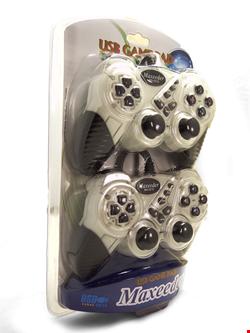 Maxeeder Vibration Gamepad Double