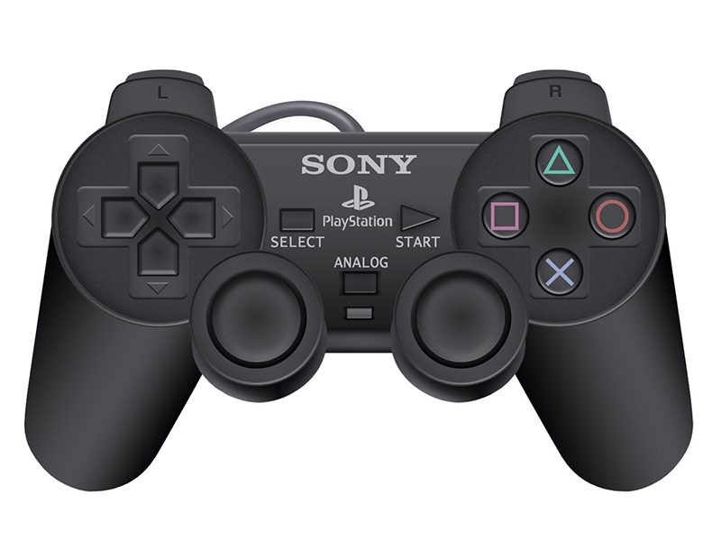 Sony PlayStation 2 DualSHock Gamepad