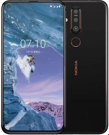 گوشی موبایل نوکیا X71